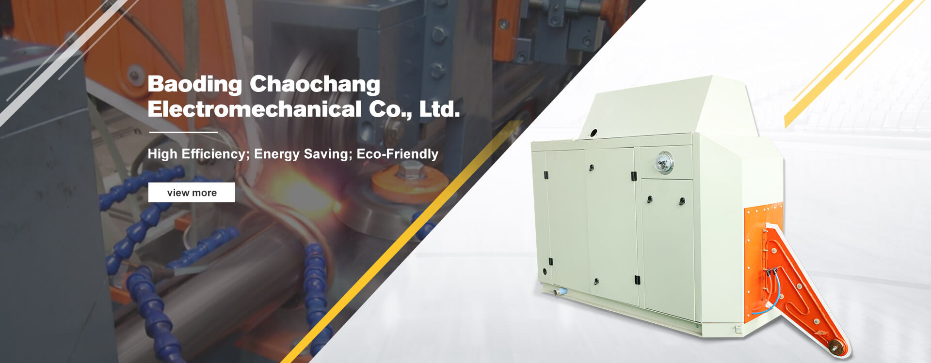 Solid State High Frequency Welder