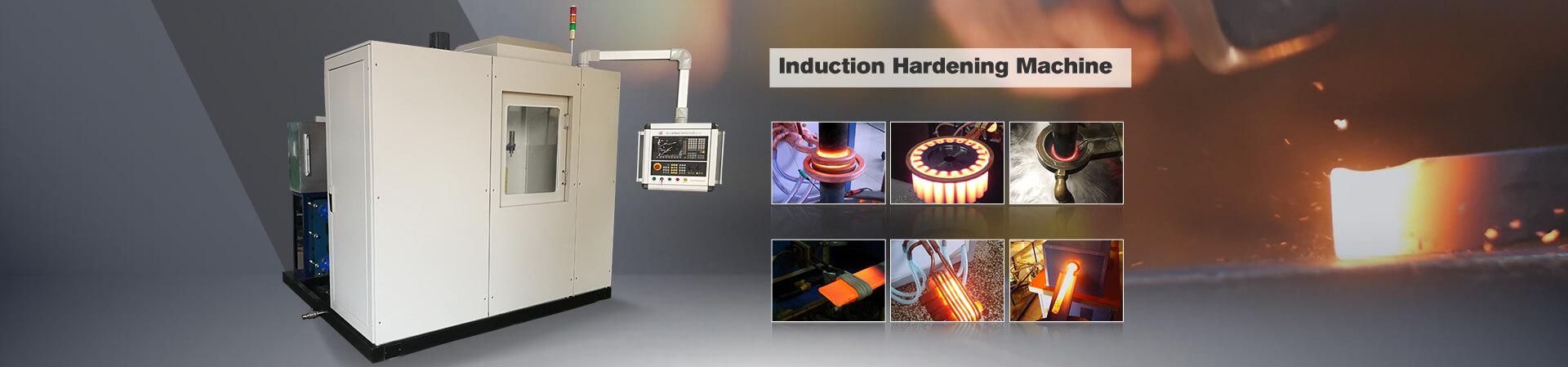 Induction Hardening Machine