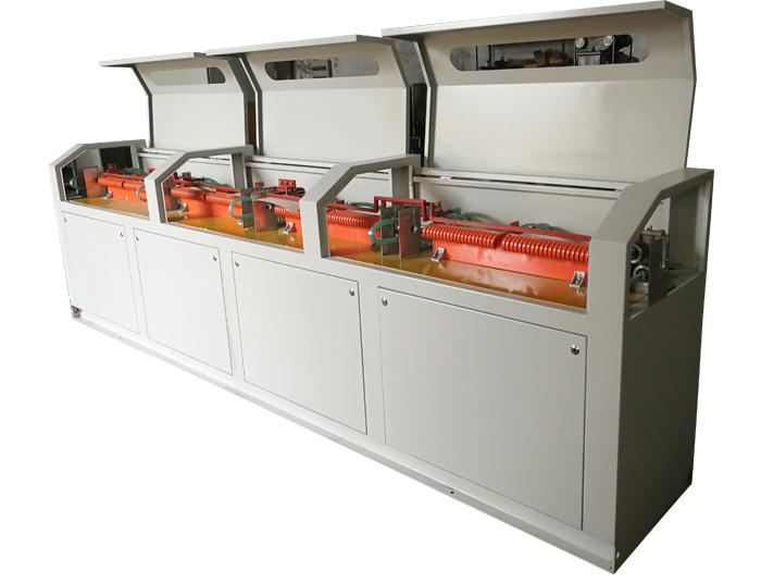 Ribbed Rebar Induction Annealing Machine