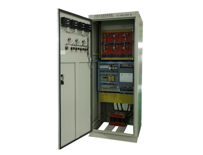 Tube Mill DC Drive Cabinet