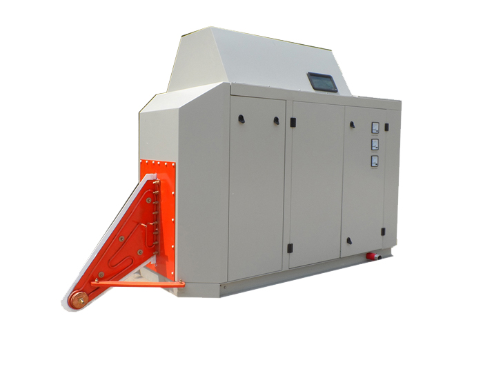 Solid state high frequency pipe welder